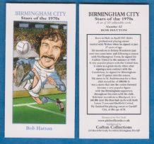 Birmingham City Bob Hatton 12